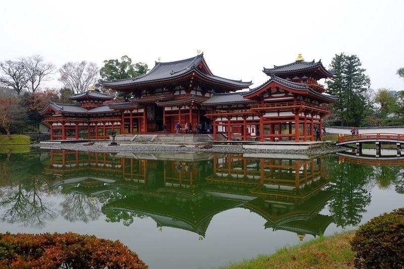 Temple Byodoin Uji